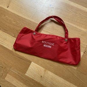Boutique Moschino Parasol składany czerwony-biały