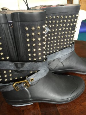 Burberry High Boots black