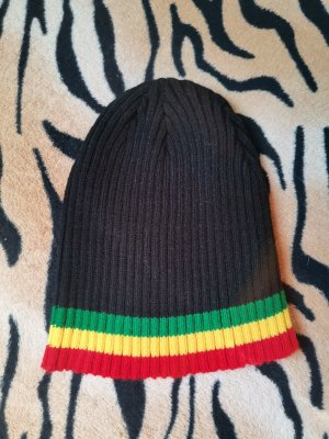 no name Knitted Hat multicolored