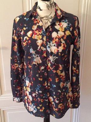 Regular Fit Bluse von Tommy Hilfiger mit floralem Muster