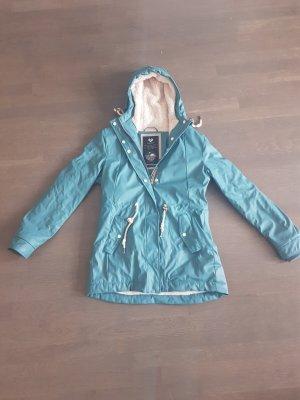 regwear Winter Jacket blue