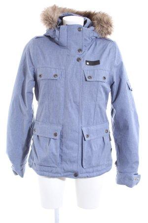 Rehall Winterjacke blau Casual-Look