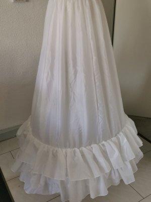 keine Hoop Skirt white