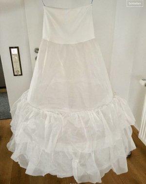 Poirier Suknia ślubna w kolorze białej wełny