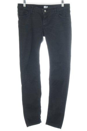 Reiko Skinny Jeans schwarz Casual-Look