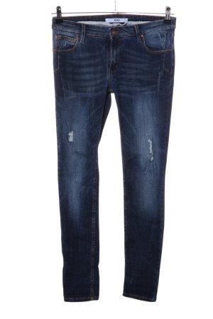 Reiko Slim Jeans blau Casual-Look