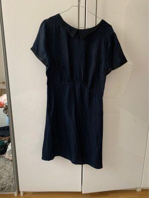 Reines Seiden Kleid