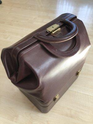 Reisegepäckstück Retro mit Spiegel