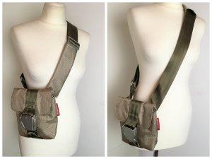 """* REISENTHEL * NEU  ! Crossbody Tasche Mini Tasche FLUGZUEGGURT """"airbeltbag"""" Bauchtasche"""