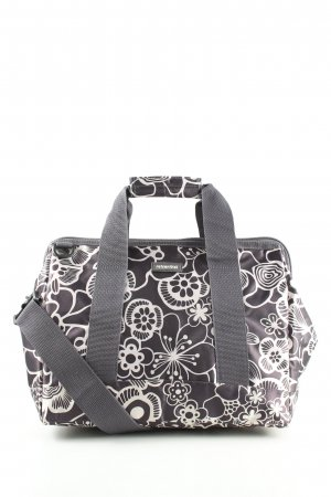 reisenthel Travel Bag light grey-white allover print casual look