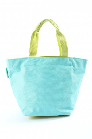 reisenthel Canvas Bag turquoise-green casual look