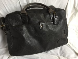 Mulberry Travel Bag black leather