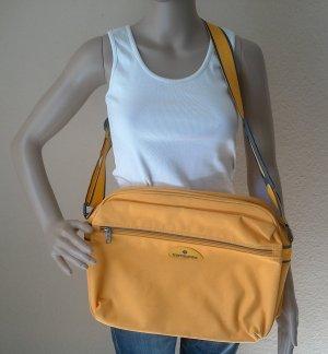 Reisetasche Bordtasche Samsonite Gelb Tasche