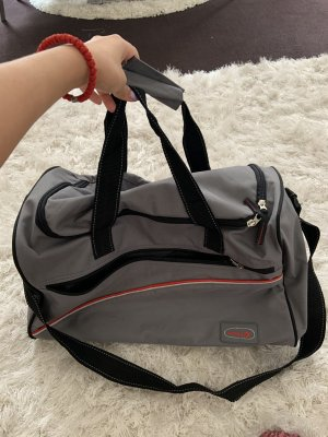 Travel Bag grey-anthracite