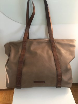 Esprit Weekender Bag brown