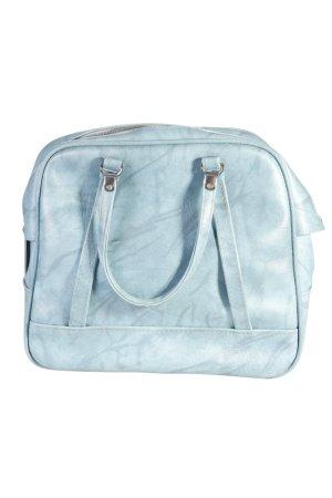 Reisetasche in blau-türkis