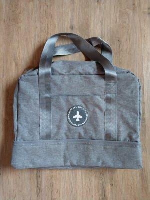 Reisetasche Tasche grau Neu