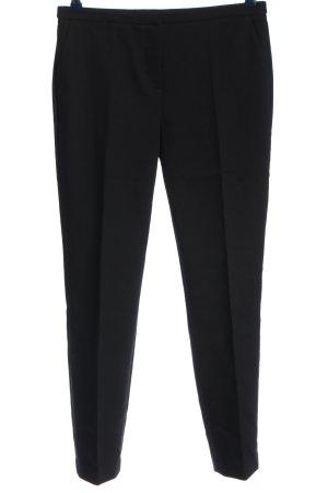 Reiss Pantalón tobillero negro estilo «business»