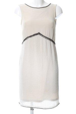 Reiss A-Linien Kleid wollweiß Casual-Look