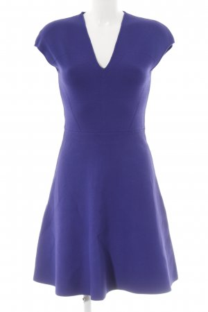 Reiss A-Linien Kleid blau Party-Look