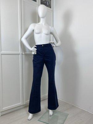 1971 Reiss High Waist Jeans blue-dark blue
