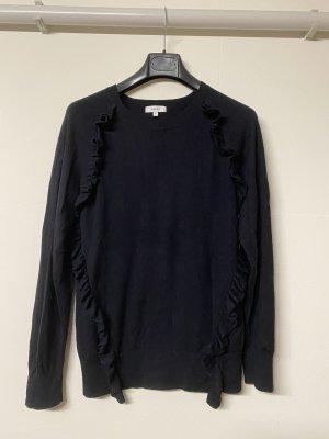 Reiss Long Sweater dark blue