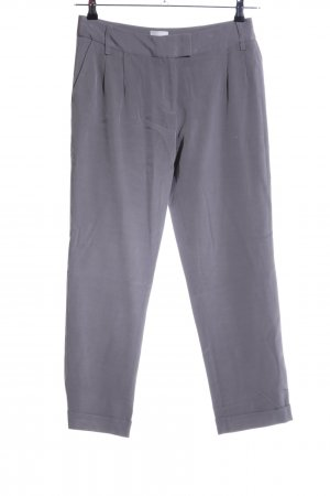 Reiss Pleated Trousers light grey business style