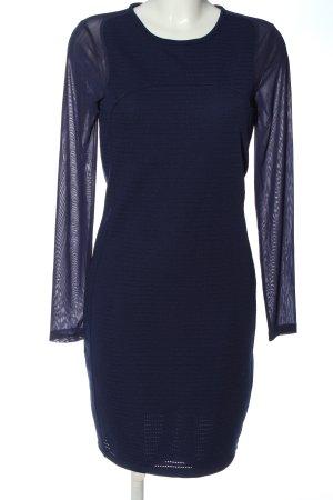 Reiss Sheath Dress blue elegant