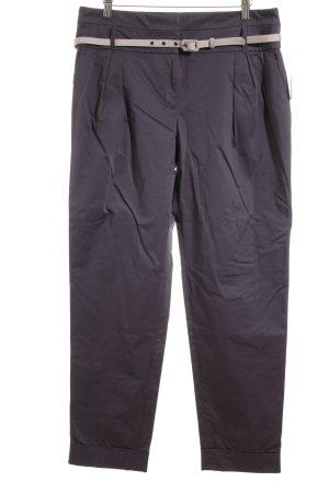 Reiss Pantalon kaki gris foncé style décontracté