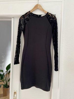 Reiss Longsleeve Dress black