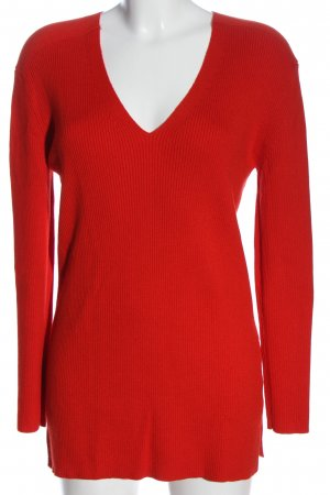 Reiss Long Sweater red casual look