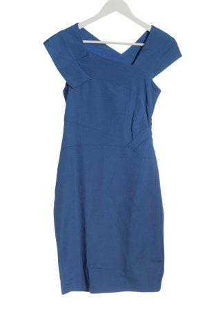 Reiss Mini Dress blue casual look