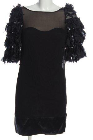 Reiss Minikleid schwarz Elegant