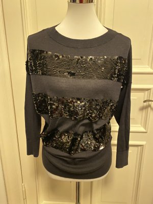 Reiss Crewneck Sweater black