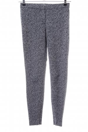 Reiss Stretchhose Allover-Druck Casual-Look