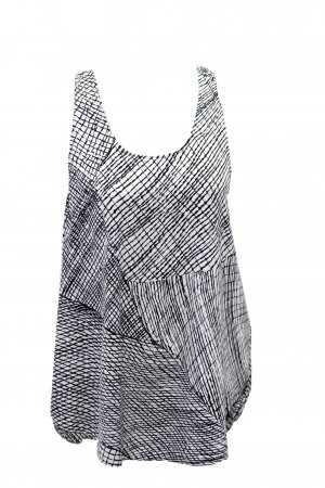 Reiss Top mit Muster