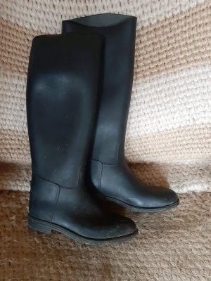 Decathlon Riding Boots black