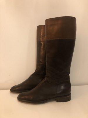 Reiter-) Lederstiefel wie von Hermès in Gr. 39 - getragen