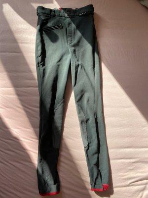 euro- star Pantalon d'équitation gris foncé-gris