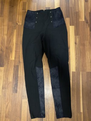 Boss Orange Pantalone da equitazione nero