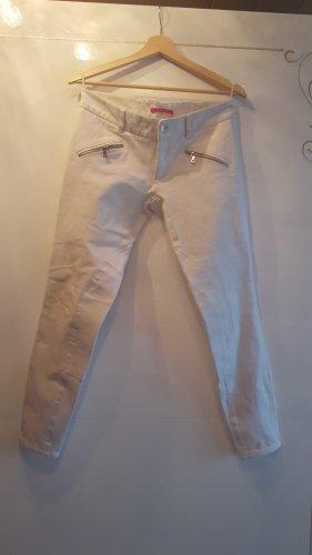 Prada Pantalon beige clair