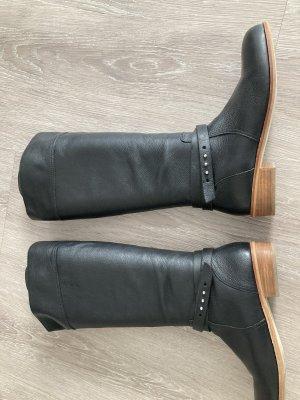 Lands' End Riding Boots black