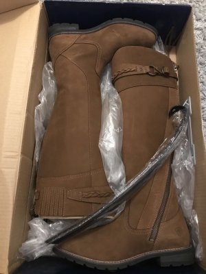 Riding Boots light brown leather