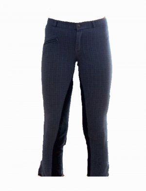 equilibre Riding Trousers multicolored cotton
