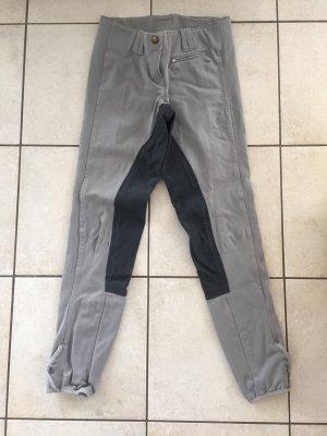 Pantalon d'équitation gris