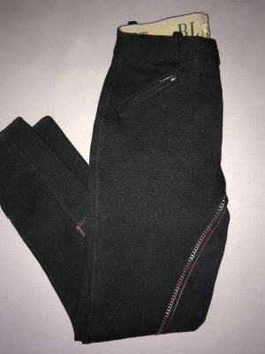 Riding Trousers black-rose-gold-coloured