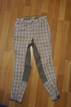 Pantalone da equitazione grigio chiaro