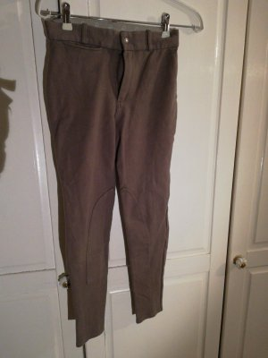 Riding Trousers grey brown