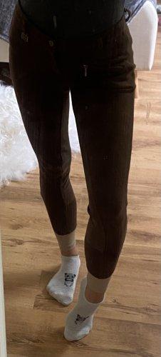 ELT Pantalón de equitación marrón-beige