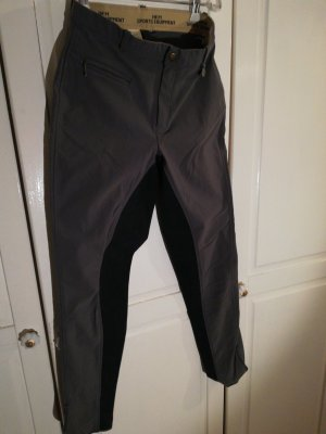 HKM Sports Equipment Riding Trousers black-grey